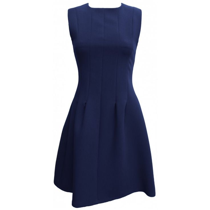exquisite  Alluring Navy Party Dress Outfits