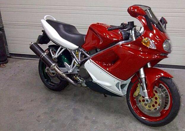 1997 Ducati ST2
