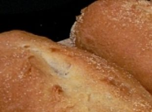 Crusty Italian Bread Recipe: Fantastic bread recipe. If you follow it to the letter. esp. part about pounding dough on the counter a few times after everything is incorporated, it turns out perfect! Wrap well to preserve for a couple of days.