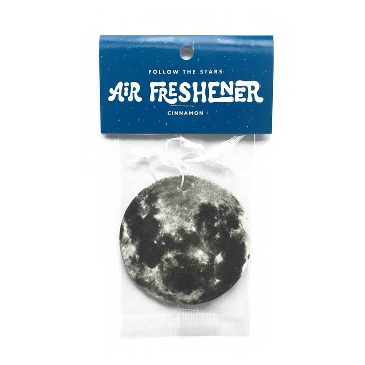 I like this moon shaped air freshener.