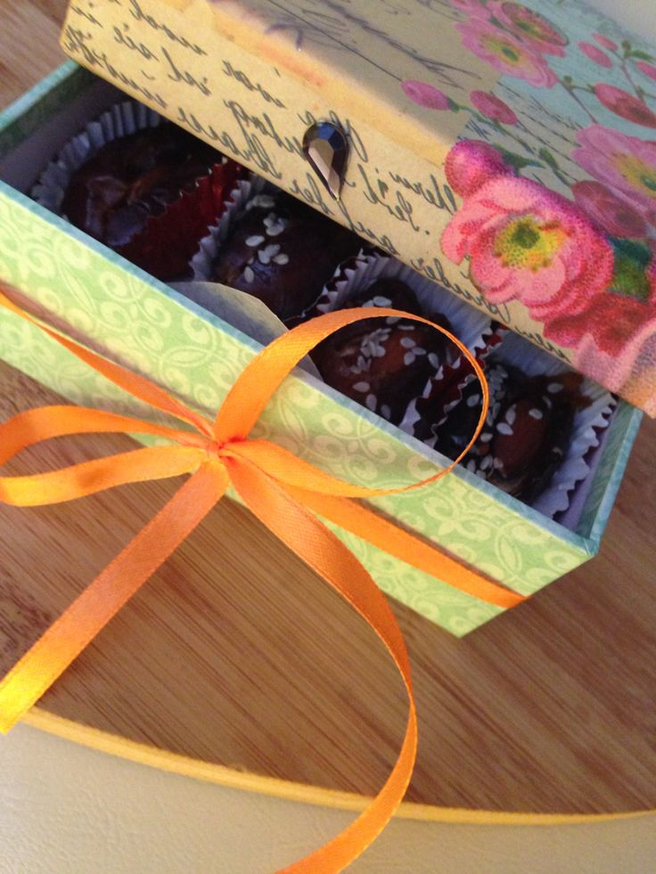 Gifting gifted Ramadaan dates