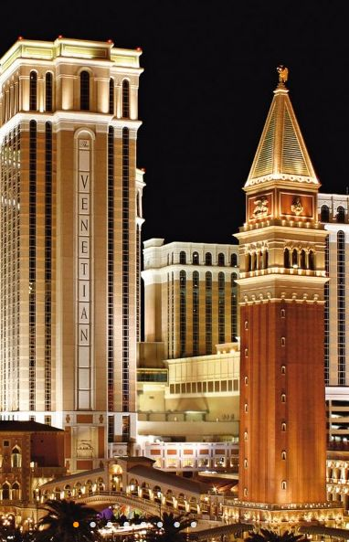 """The Venetian"" Las Vegas, Nevada. Italian themed. Will definitely be staying here next trip there."
