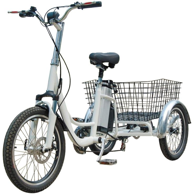 Priority Scooters Electric Trike