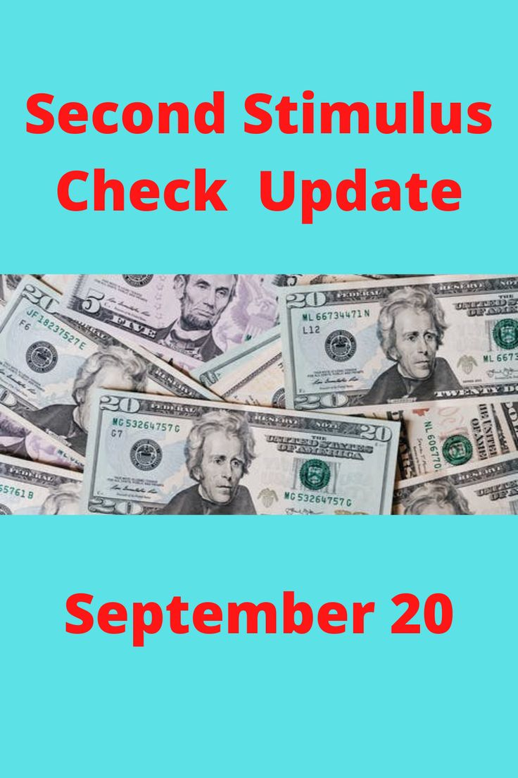 Second stimulus check information in 2020 money strategy