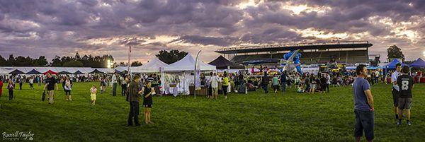 Taste the Bay Twilight Market at NRM HOY 2014