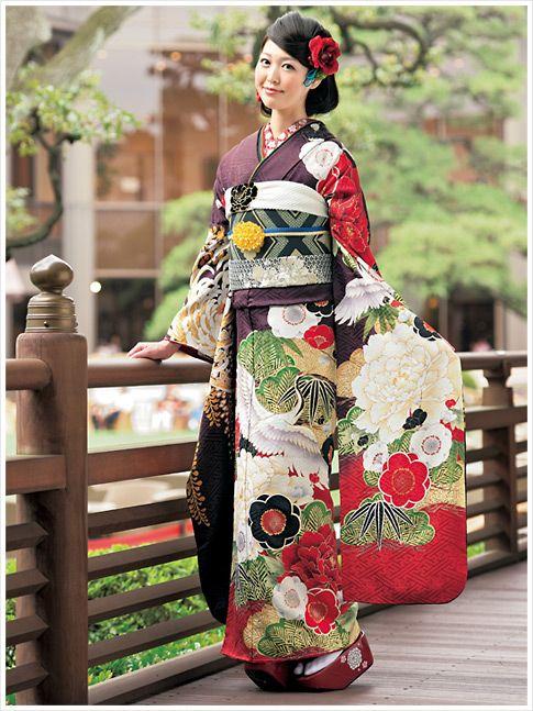 振袖日和 Gorgeous kimono