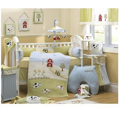 Jungle Crib Bedding