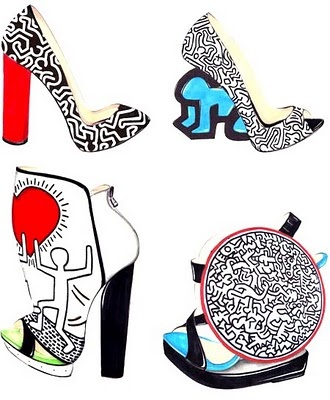 ! ✿✿✿✿✿: Keith Haring Pop Art & Fashion