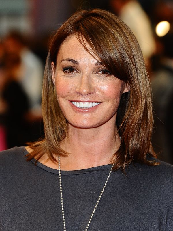 Actress Sarah Parish