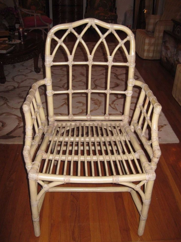 71 best Chinese Chippendale/McGuire style chairs images on ...