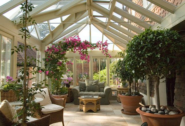 Use  Your Conservatory All Year Round