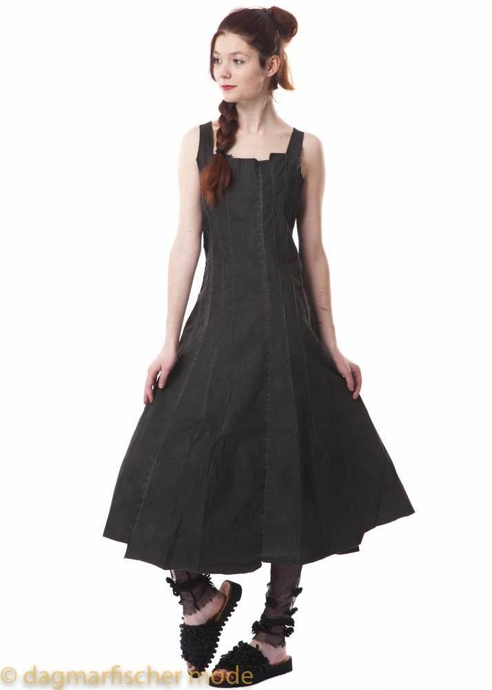 f9dcebe8b2dbf6 Kleid von RUNDHOLZ DIP in carbon - dagmarfischer mode