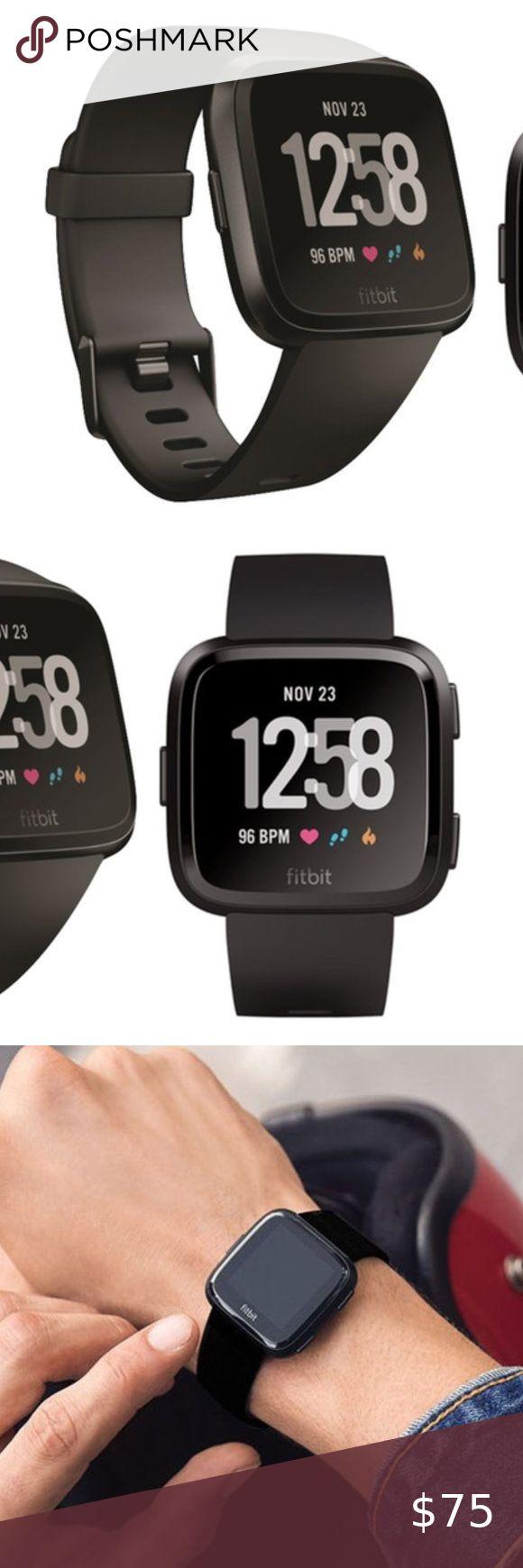 Fitbit Versa Activity Fitness Tracker (New) •Lightweight