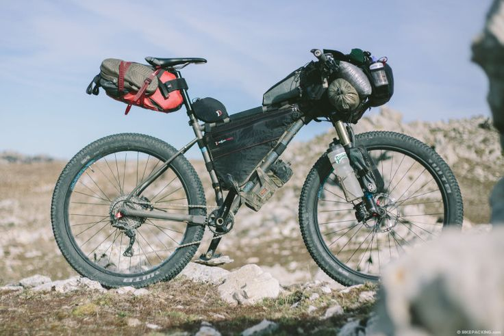 Marin Pine Mountain 2 Review, Bikepacking, Revelate Bags