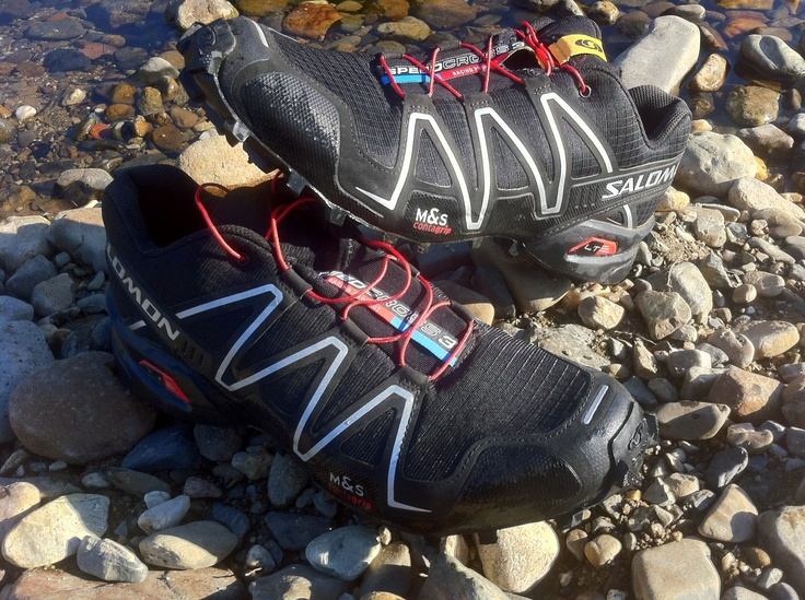 Editor's Choice: So You Hit the Ground Running And Never Look Back, Salomon's Speedcross 3