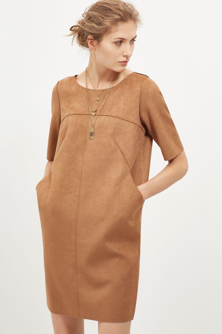 Cortefiel - Vestido túnica