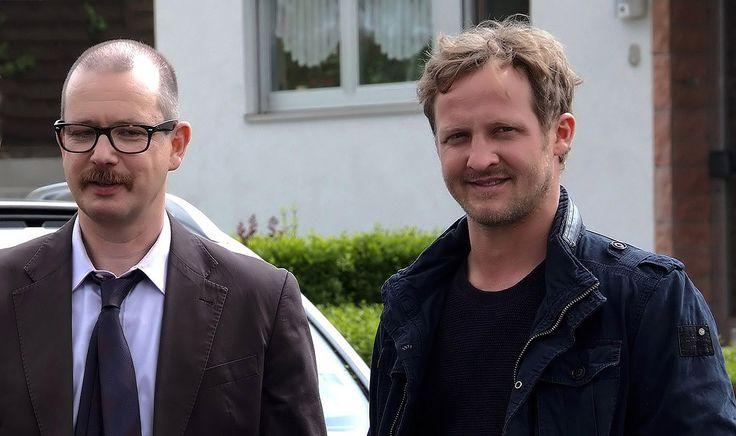 """Heute Lust auf Kappl und Deininger? ... Um 20.15 Uhr wiederholt der Bayerische Rundfunk im BR Fernsehen, den SR Tatort """"Der Tote am Straßenrand"""". :-)"""