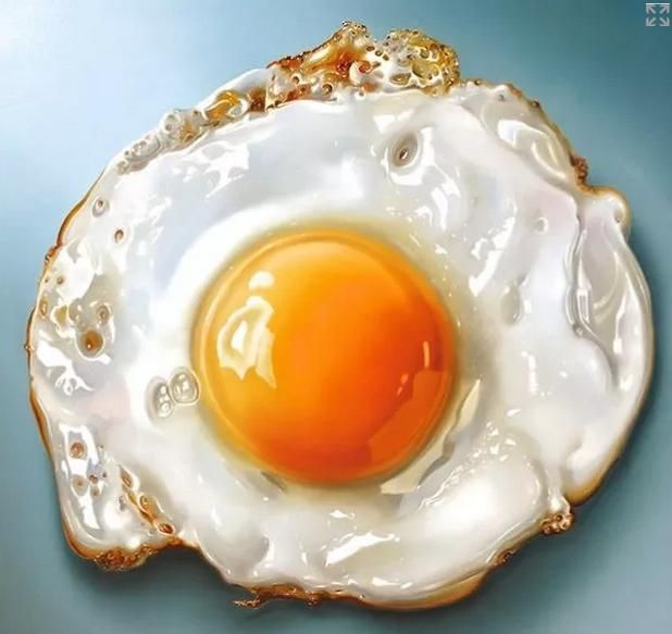 Tjalf Sparnaay's Masterpieces Feed One's Appetite for Art #Hyperrealistic #Food #Paint #art http://www.tjalfsparnaay.nl/