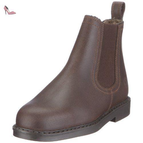 Aigle Galliot, Chaussures montantes mixte enfant - Marron (Dark Brown), 31 EU - Chaussures aigle (*Partner-Link)