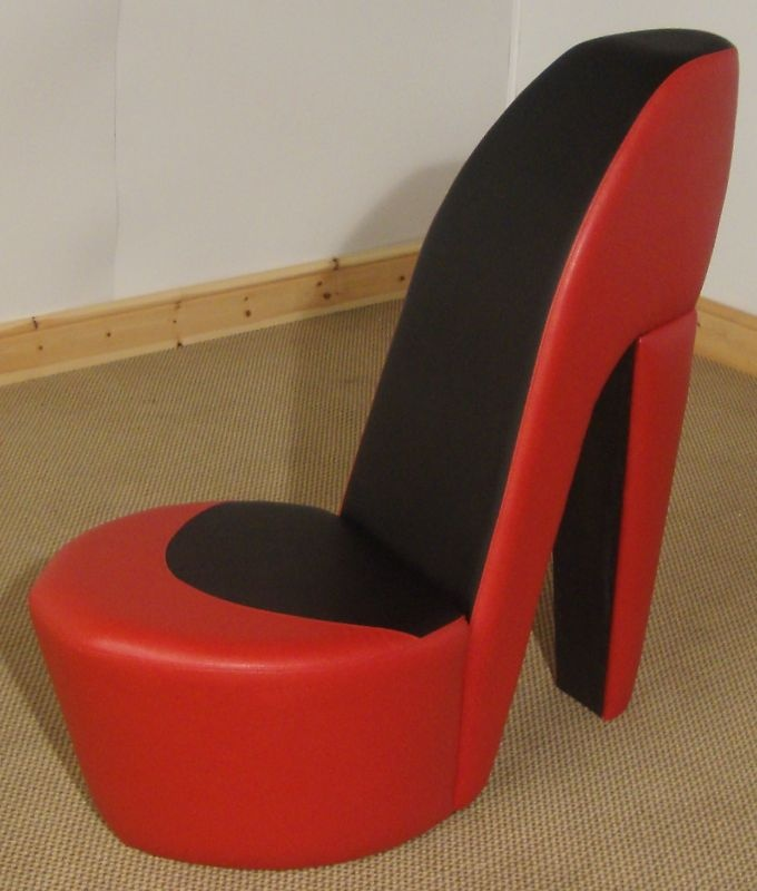 15 Best Shoe Chairs Images On Pinterest Wing Chairs