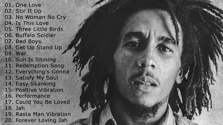Bob Marley Greatest Hits Full Album - The Very Of Bob Marley - Bob Marle...