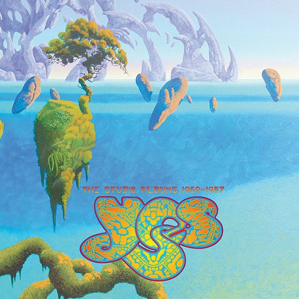 Win a copy of the new YES box set 'The Studio Albums 1969-1987'