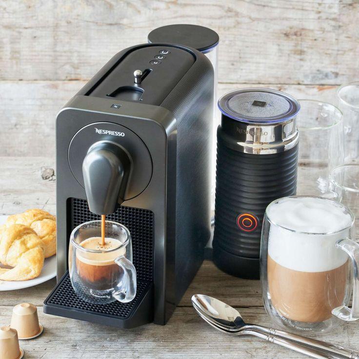 Nespresso Prodigio Espresso Machine With Milk Frother | Sur La Table