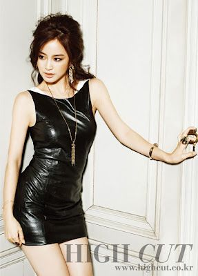 Kim Tae Hee - High Cut Magazine   Beautiful Korean Artists