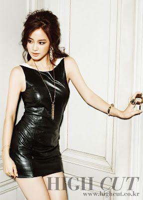 Kim Tae Hee - High Cut Magazine | Beautiful Korean Artists