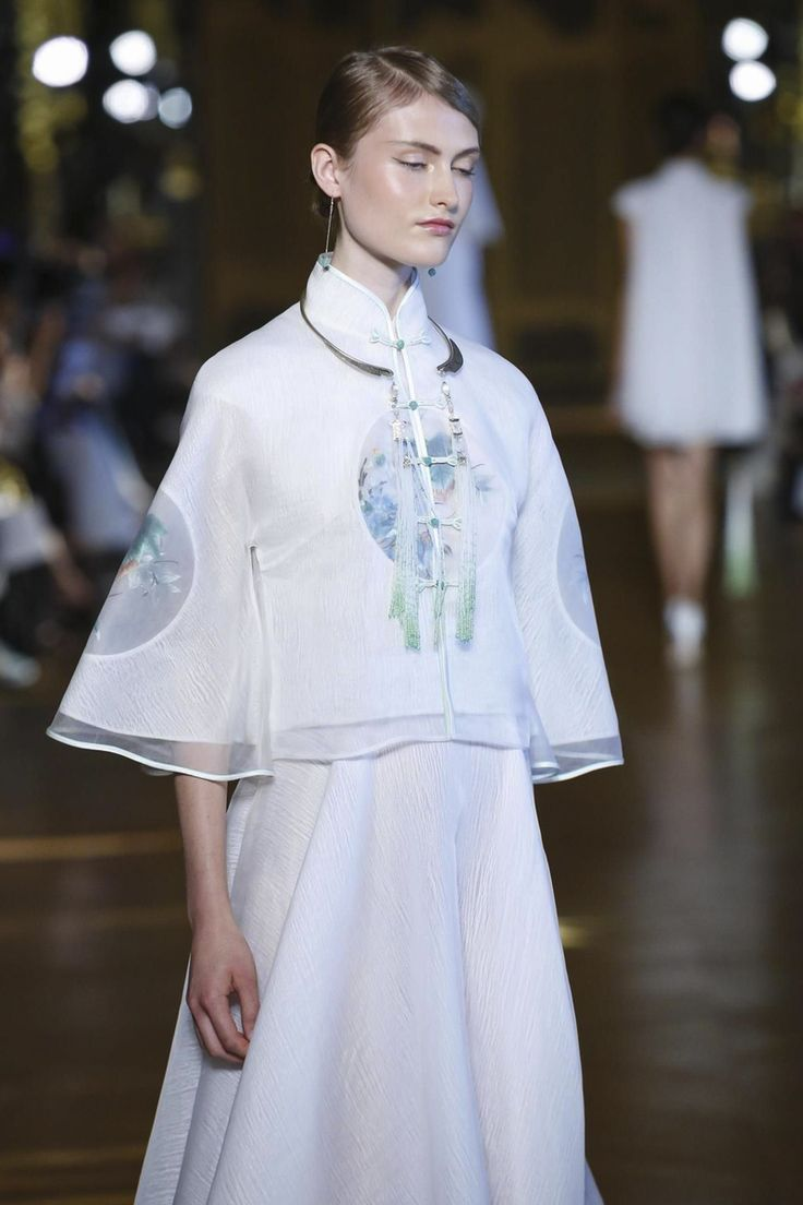 Heaven Gaia Ready To Wear Spring Summer 2017 Paris