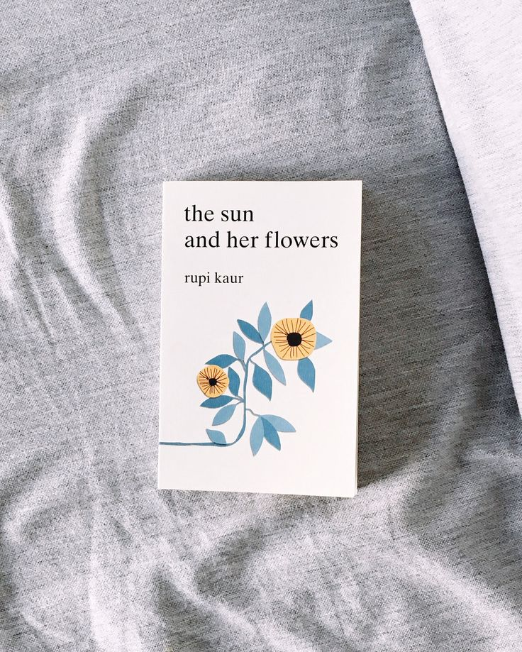 From Rupi Kaur, the #1 New York Times best-selling author of milk and honey, comes her long-awaited second collection of poetry, the sun and her flowers: a vibrant and transcendent journey about growth and healing, ancestry and honoring one's roots, expatriation + rising up to find a home within yourself. Illustrated by Kaur and divided into five chapters, the sun and her flowers is a journey of wilting, falling, rooting, rising + blooming; a celebration of love in all its forms.