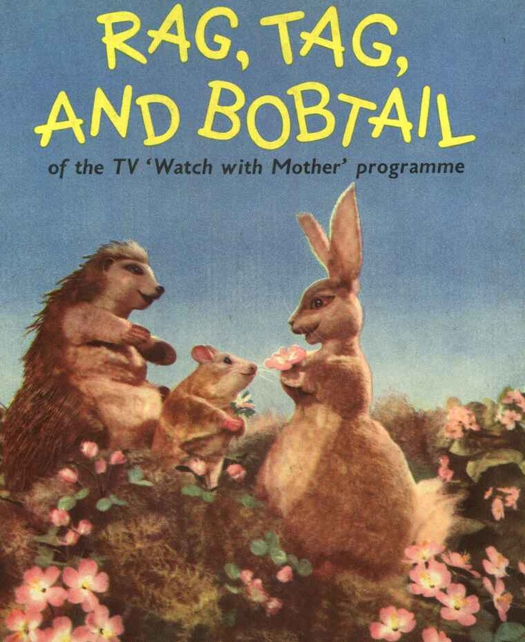 Rag, Tag and Bobtail. One of the first things on TV that I remember watching. MS