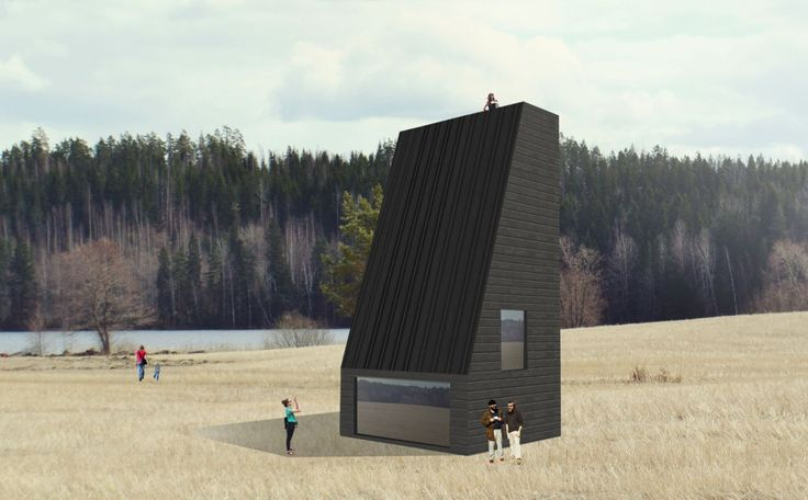 Gallery of 19 Emerging Firms Design Prototype Houses for Living Among Nature - 12