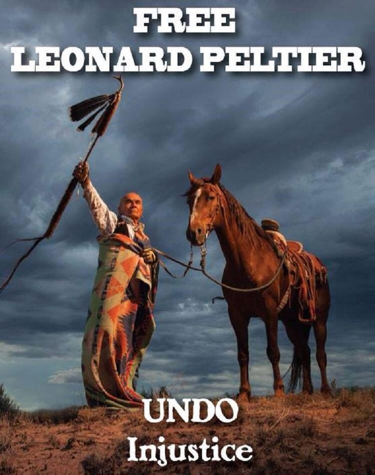 An analysis of the injustice done to the leonard peltier