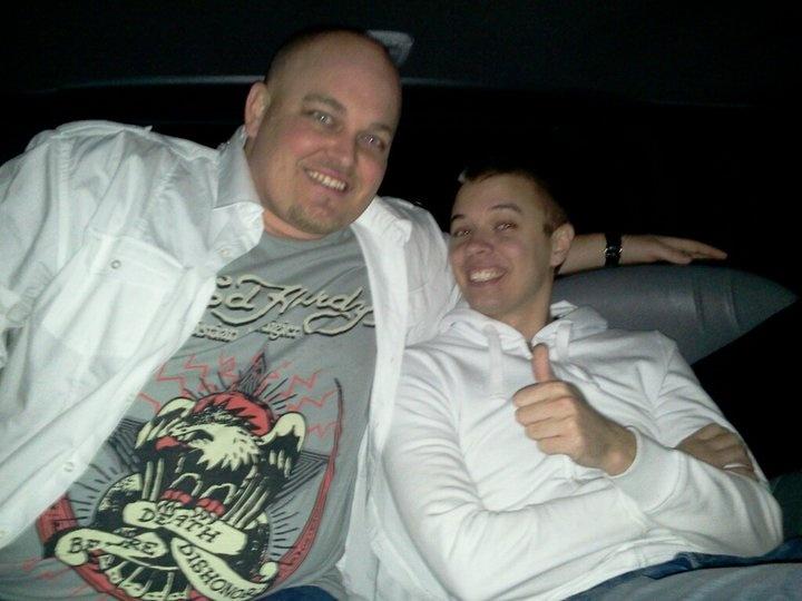 Me & Nathan Jurewicz