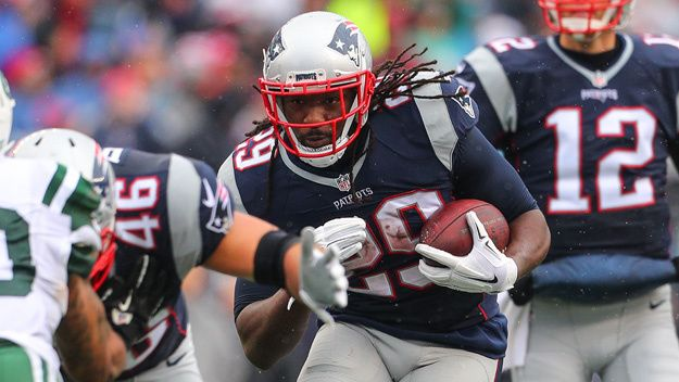 Silverman: LeGarrette Blount Leads Top Offensive Free Agent Signings