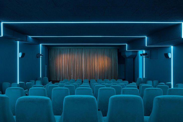 Kino Delphi Lux