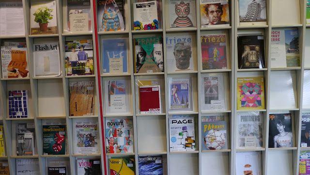 ArtLibraryCrawl: Kassel University Art School Library