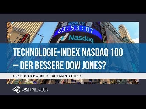 Technologie-Index NASDAQ 100 - Der bessere Dow Jones? + 3 NASDAQ TOP WERTE DIE DU KENNEN SOLLTEST! #naga #thenagagroup #n4g #switex #profits #success #business #trading Video Vorschau unter: