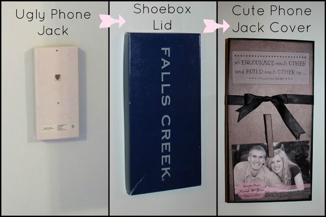 Phone Jack Wall Cover Perfect For Renters Who Don T Use