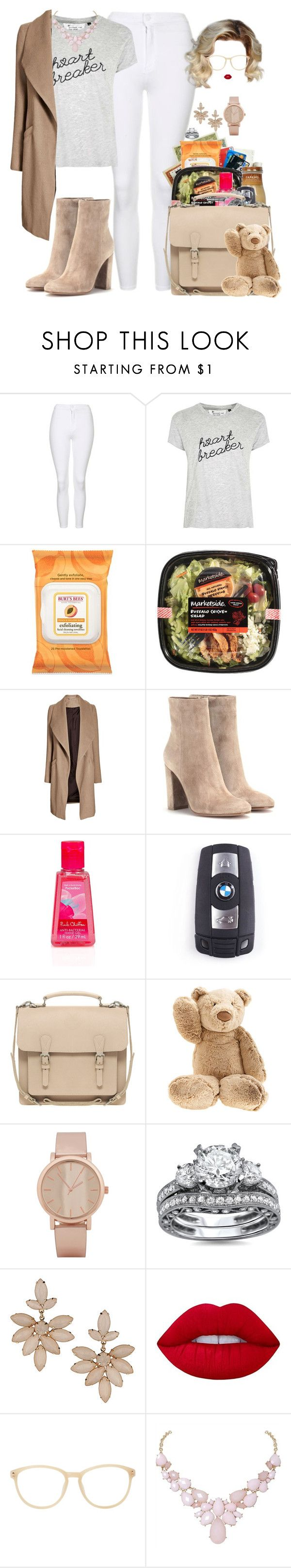 """m.o.m #30"" by princeps-1 ❤ liked on Polyvore featuring Topshop, Tee and Cake, Burt's Bees, Gianvito Rossi, BMW, Pieces, Jellycat, ALDO, Dorothy Perkins and Lime Crime"