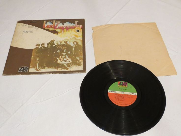 1000 Ideas About Led Zeppelin Ii On Pinterest Vinyls