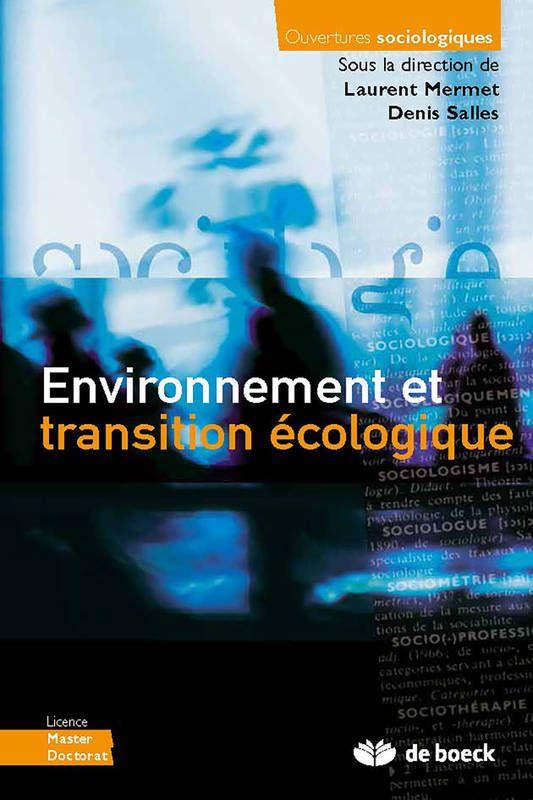 Environnement et transition écologique