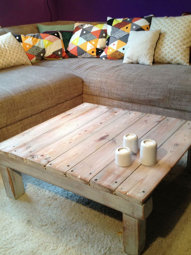 25+ best tisch images on Pinterest Pallet furniture, Pallet wood