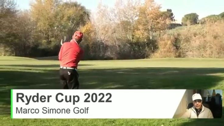 Ryder Cup 2022 a Roma Marco Simone Golf - Guidonia