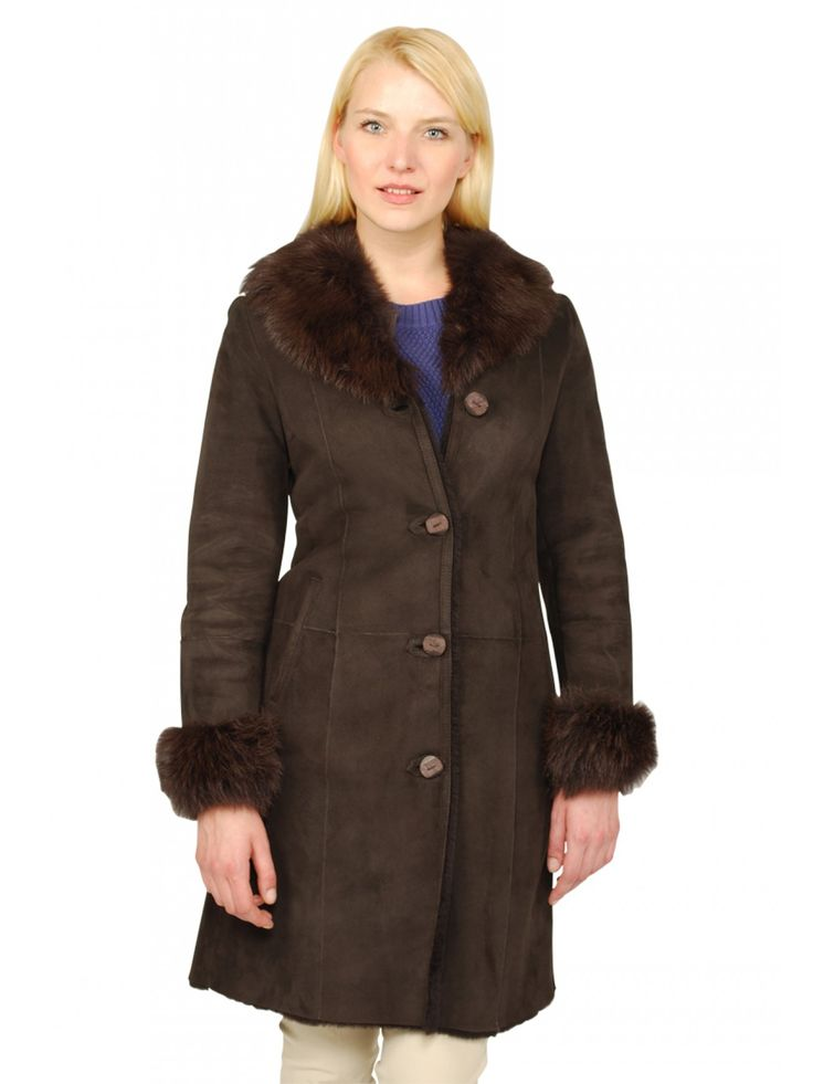 45 best images about Womenu0026#39;s Shearling Coats on Pinterest | Coats Spanish and Sleeve