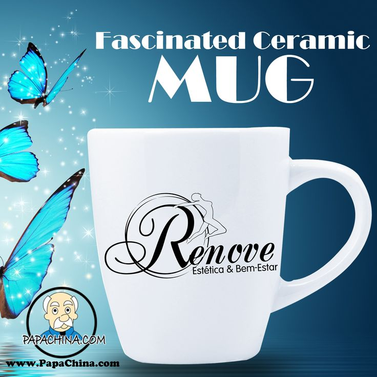 The Fascinated Ceramic Mug is one of the much desired products for your customer that is very convenient to use and can be used for drinking and thus will lead your company name to become a notable brand in the market, through your customers.
