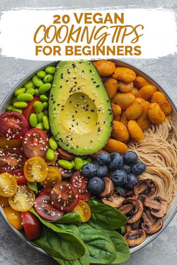 20 vegane Kochtipps für Anfänger