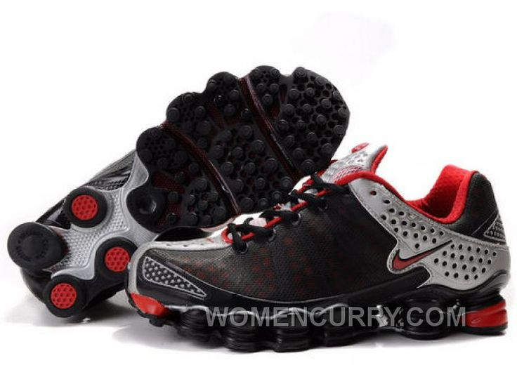 Find Men\u0027s Nike Shox TL Shoes Black/Red/Silver Top Deals online or in  Pumafenty. Shop Top Brands and the latest styles Men\u0027s Nike Shox TL Shoes  ...