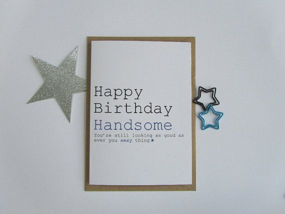 28 best Birthday Cards for him images – Humorous Birthday Cards Men